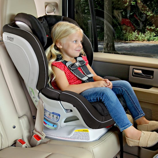 Car Seat LATCH System Weight Limits