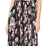 Jill Jill Stuart Halter Floral Gown ($520)