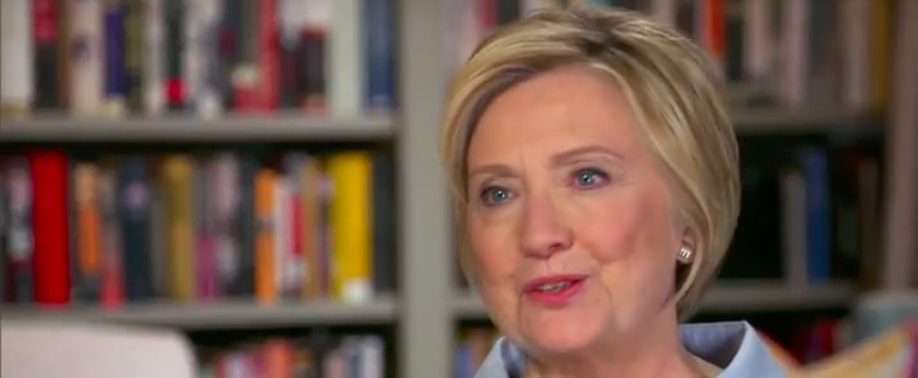 Hillary Clinton Reveals How She Got Over Losing the Election (Hint: It Involves Chardonnay)
