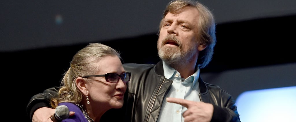 Mark Hamill's Speech About Carrie Fisher at D23