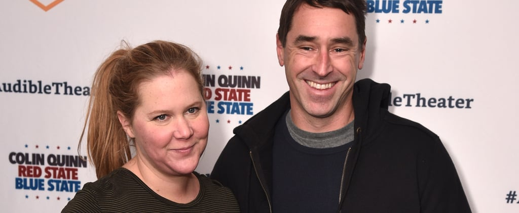 Amy Schumer Gives Birth to First Child