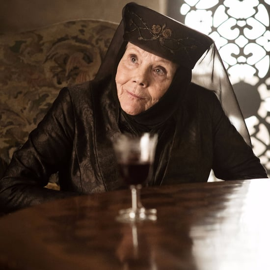 Diana Rigg's Reaction to Game of Thrones Death Scene