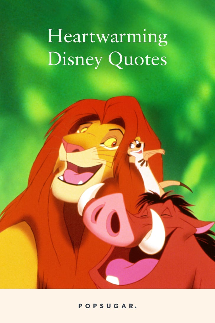 Best Disney Movie Quotes  POPSUGAR Smart Living