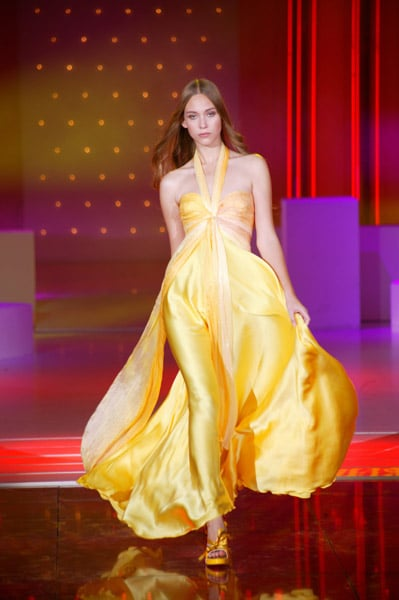 Paris Fashion Week: Fatima Lopes Spring 2009
