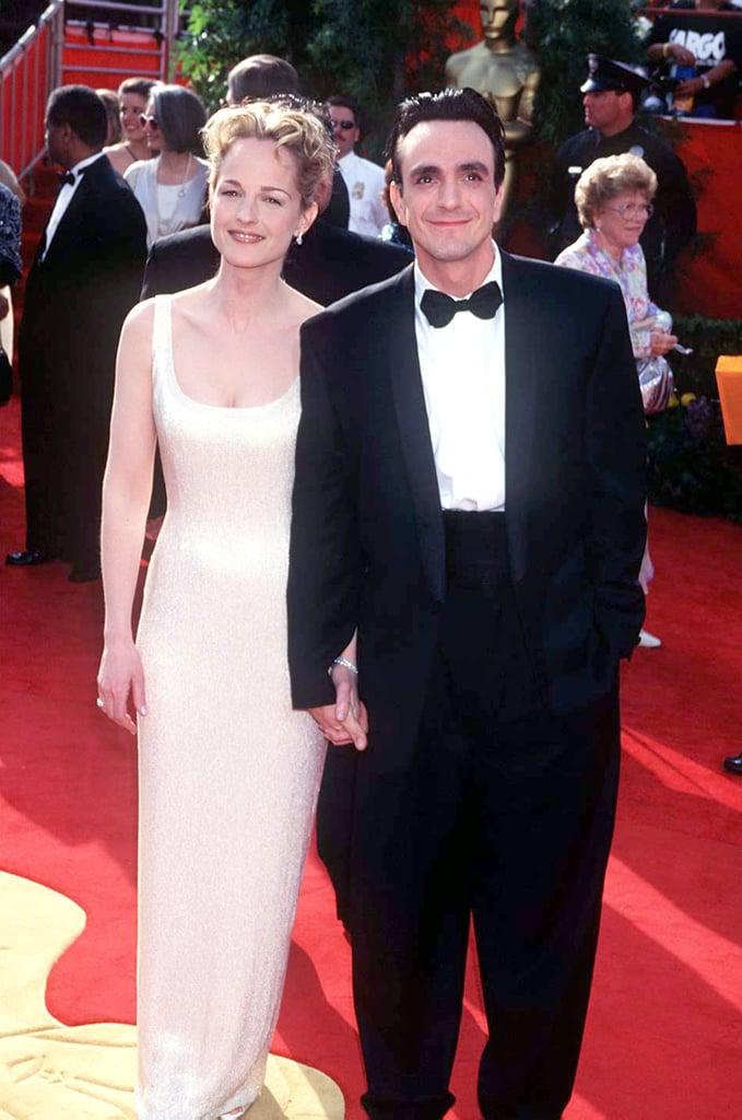 Helen Hunt and Hank Azaria Got Cozy