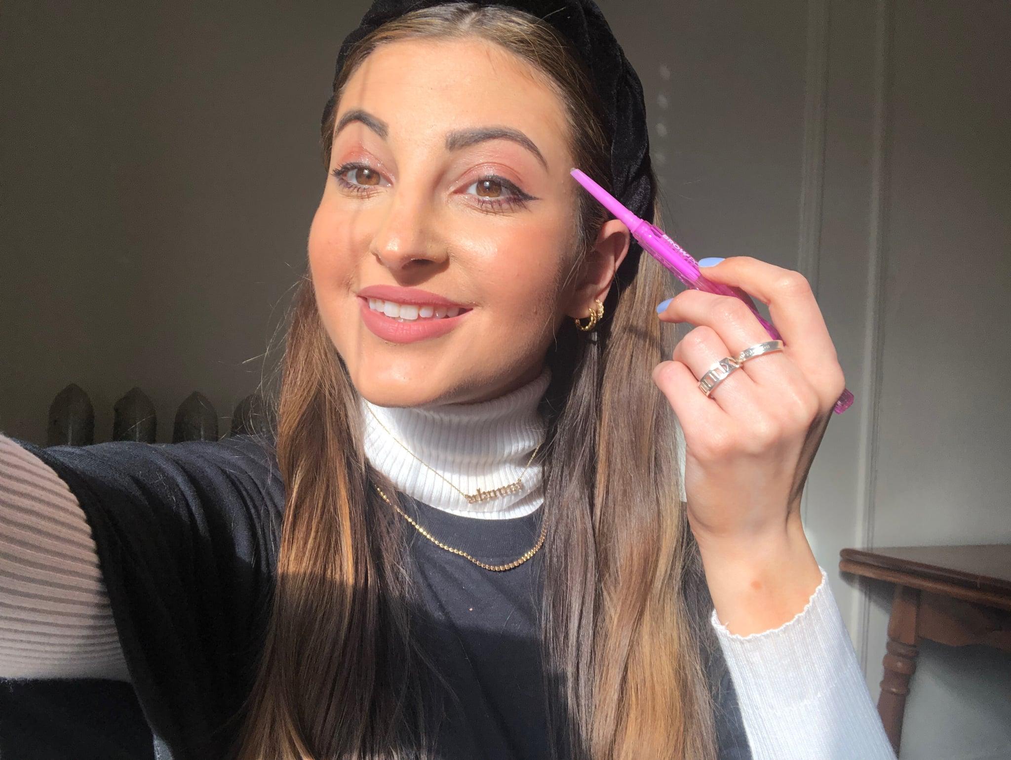 Kosas Brow Pop Defining Eyebrow Pencil Review 3