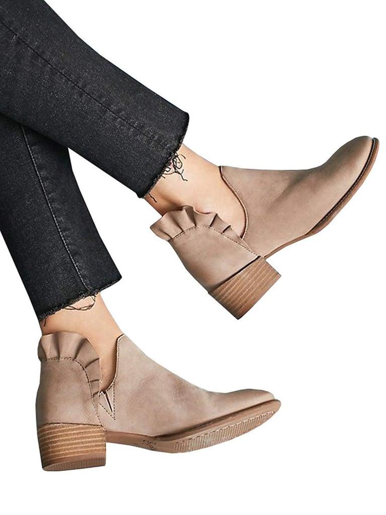 Laicigo Ankle Boots