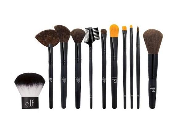 E.L.F 11 pc. Brush Set