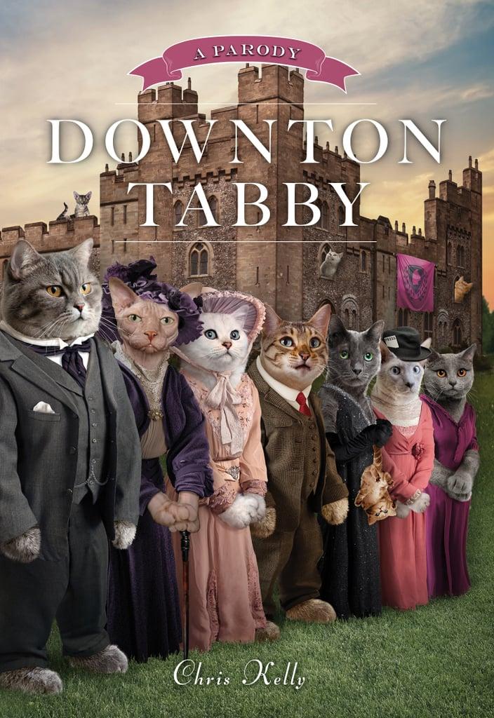 Downton Tabby Book