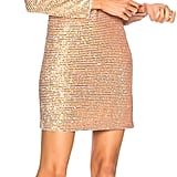 Ashish Sequin Roll Neck Dress