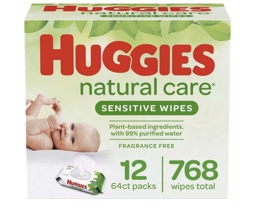 Buy higher-count boxes of diapers and wipes