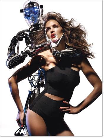 Model Muse: Cindy Crawford