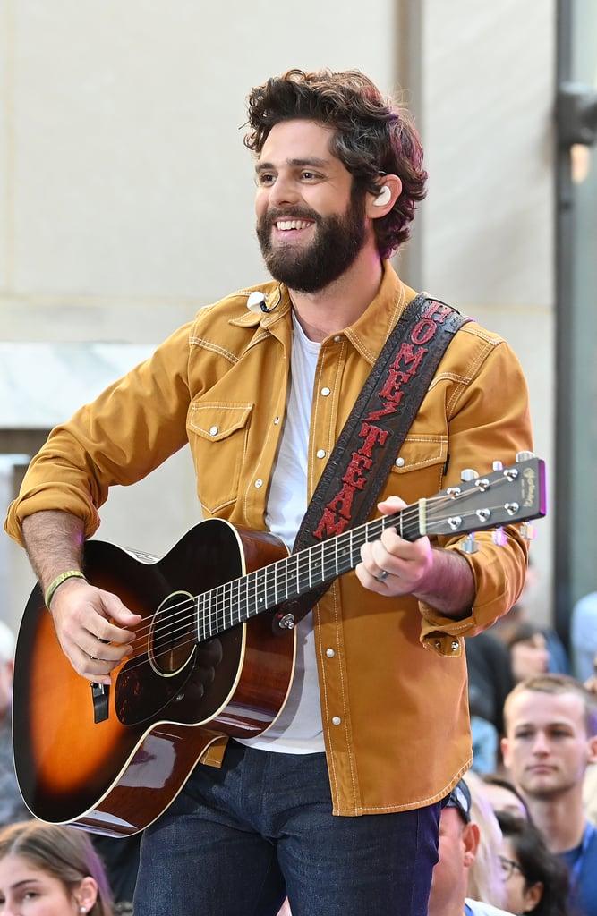 Sexy Pictures of Thomas Rhett