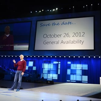 Windows 8 on Sale October