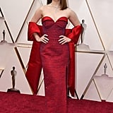 Kaitlyn Dever at the Oscars 2020