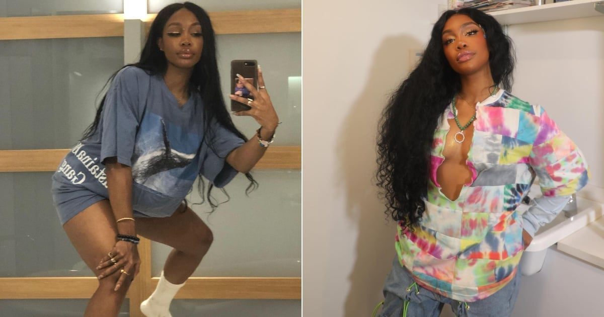 SZA Confirms Sustainable Clothing Brand Collaboration With Slow Factory.jpg