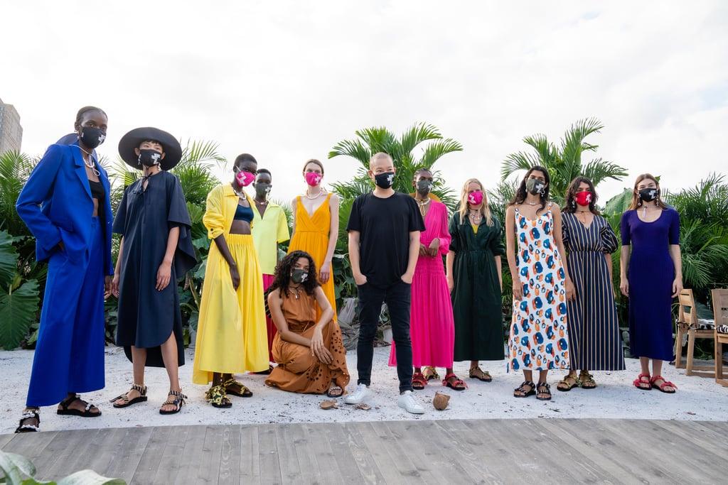 Socially Distanced Runway Shows at Fashion Week