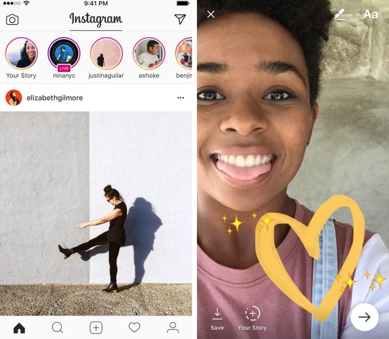 Instagram (free)