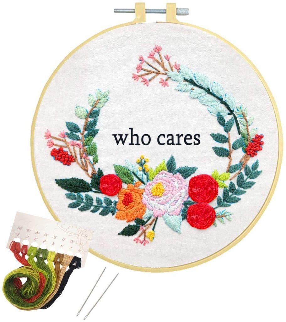 Embroidery Cross Stitch Kit For Beginners