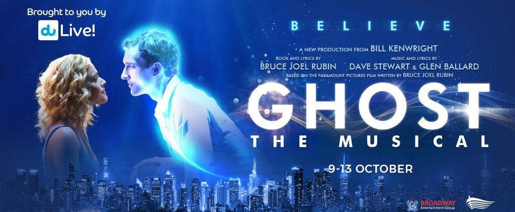 Ghost Musical Dubai Opera