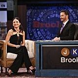 Julia Louis-Dreyfus on Being Cancer-Free Kimmel Live 2018