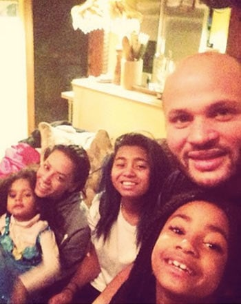 Mel B Spends Christmas With Husband Stephen Belafonte Amid Abuse Rumors: Photo