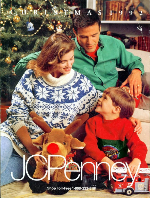 JCPenney's Holiday Catalog   44 Things That Made Christmas ... Jcpenney Catalog 2012