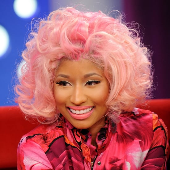 Nicki Minaj to Launch a Fragrance