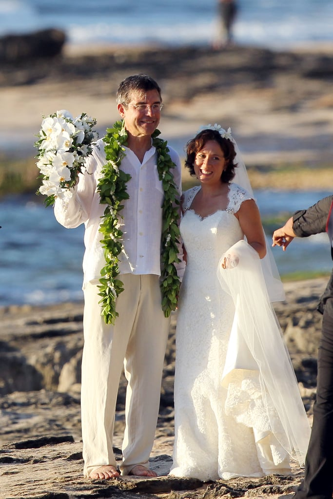 Jake and Maggie Gyllenhaal Head to Hawaii For Their Dad's Wedding to Kathleen Man