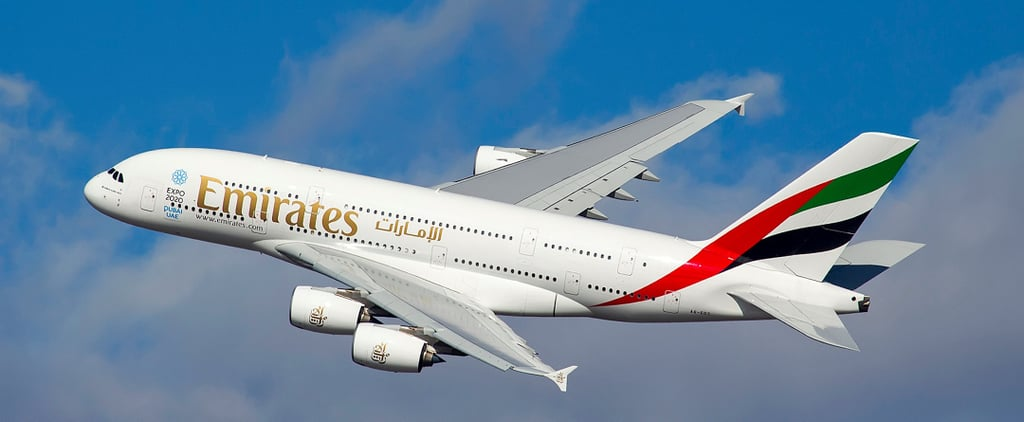 Is This the Reason An Emirates Flight Attendant Poured Champagne Back Into a Bottle?
