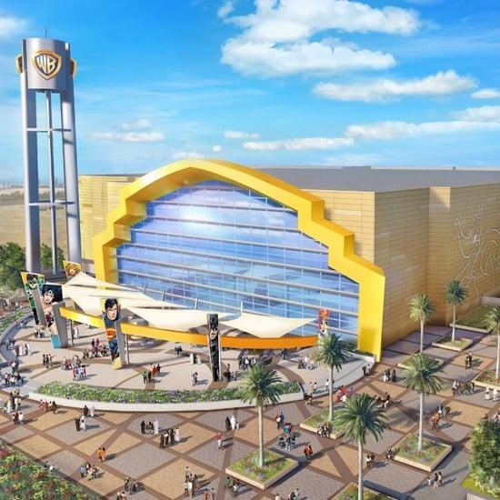 Warner Bros. Abu Dhabi Theme Park