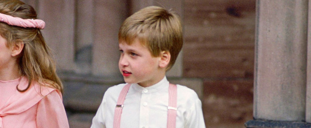 Prince George Will Be the Latest in a Long and Adorable Line of Royal Page Boys