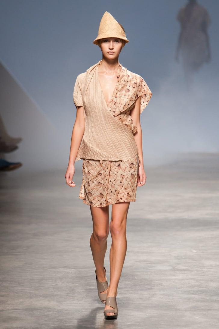 Spring 2011 Paris Fashion Week: Issey Miyake