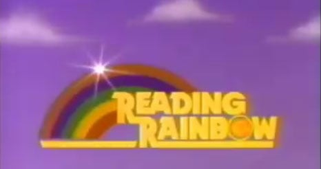 Reading Rainbow Ends