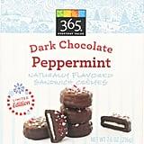 365 Everyday Value Dark Chocolate Peppermint Sandwich Cookie