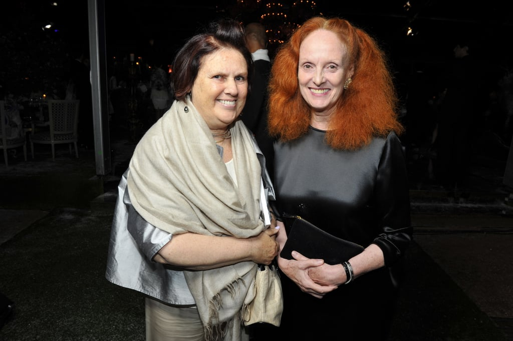 Suzy Menkes, Grace Coddington