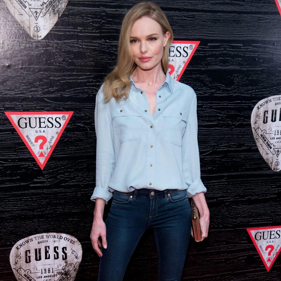 Kate Bosworth's Denim-on-Denim Outfit