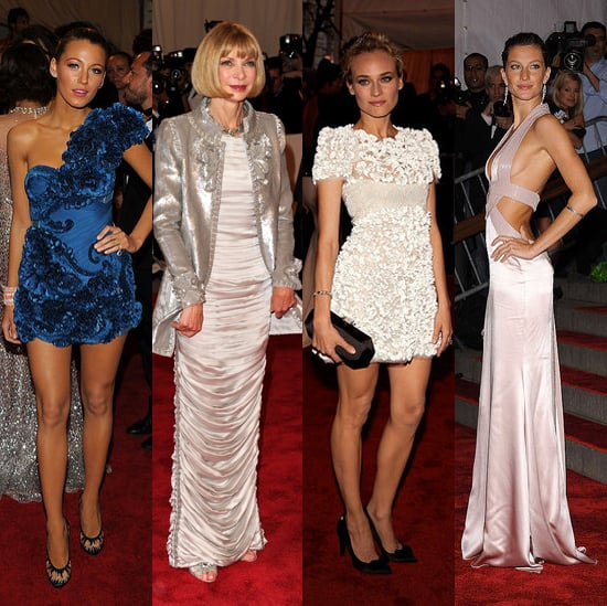 2011 Met Costume Institute Gala Tonight! Check Out Behind-the-Scenes Pictures
