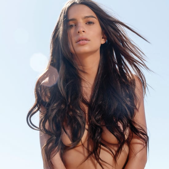 Emily Ratajkowski Nude Photos in Harper's Bazaar August 2016