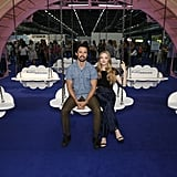 Milo Ventimiglia and Amanda Seyfried