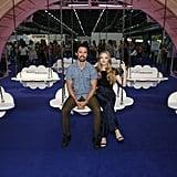 Milo Ventimiglia and Amanda Seyfried