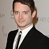 Elijah Wood attended The Art of Elysium's sixth annual Heaven gala.