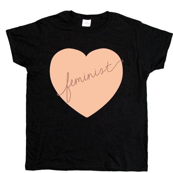 Feminist Heart ($30)