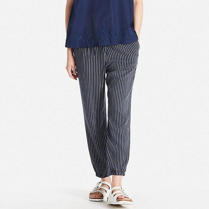 Uniqlo's Drape Pants ($15) make for the ultimate loungewear.