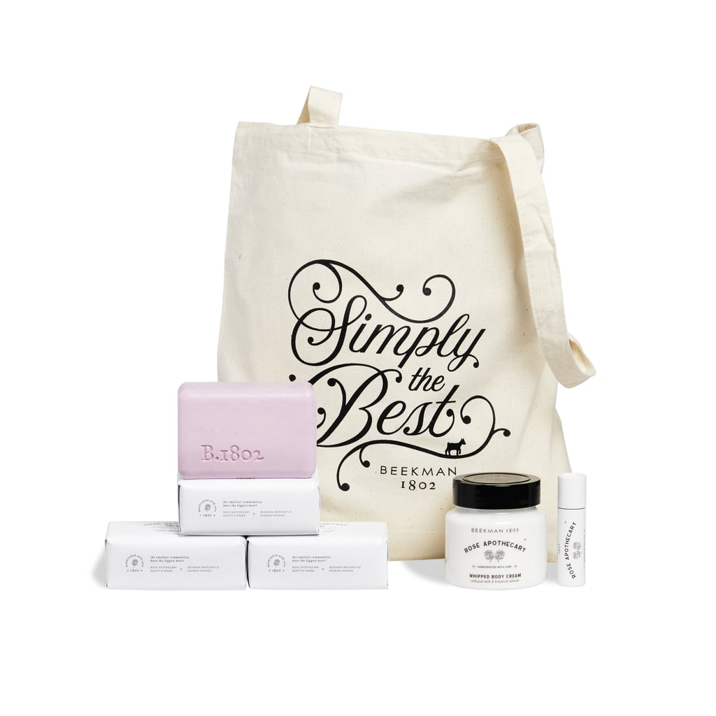 This Schitt's Creek Beauty Collection Is an Ode to Rose Apothecary, and We Want It All