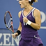 Samantha Stosur Shouts For Joy