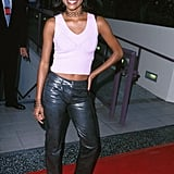Gabrielle Union's Short Haircut With Flipped Out Ends in 2000