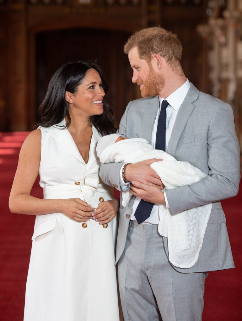 May: They Became Parents!