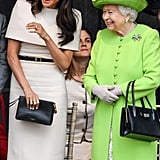 Meghan Markle's Givenchy Clutch