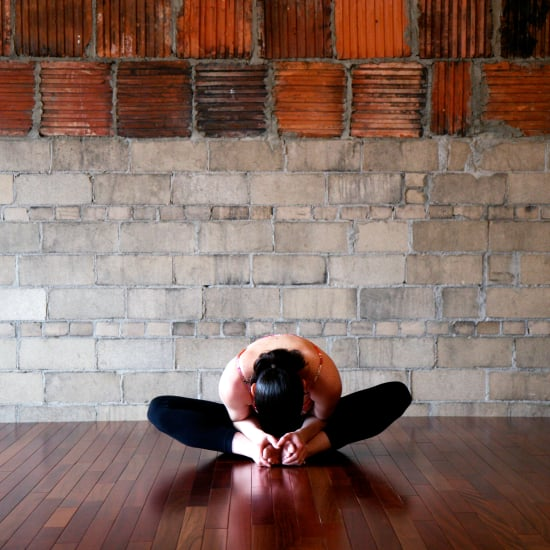 How to Do Butterfly Pose